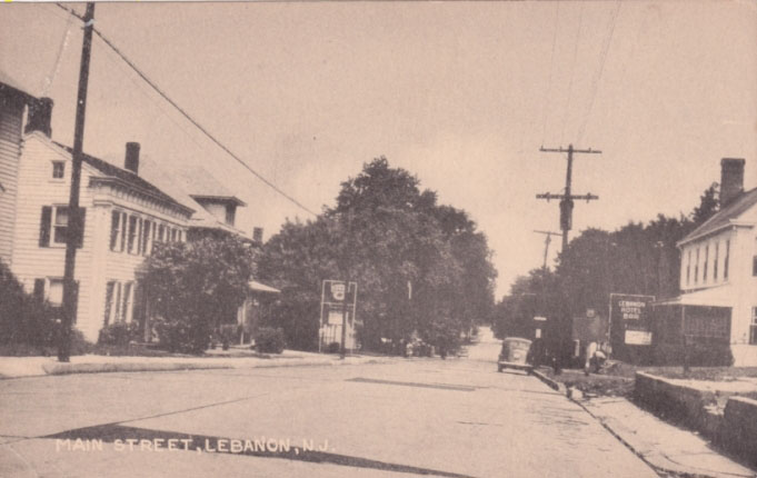 annandale  new jersey history
